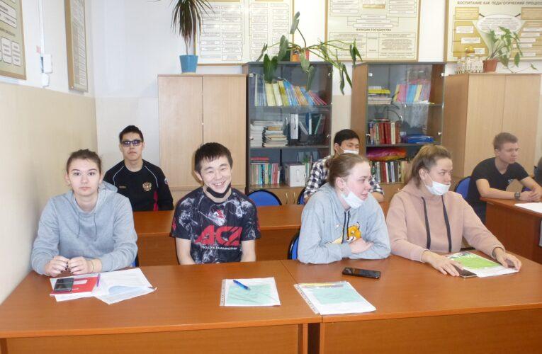 Мероприятие, посвящённое присоединению Крыма