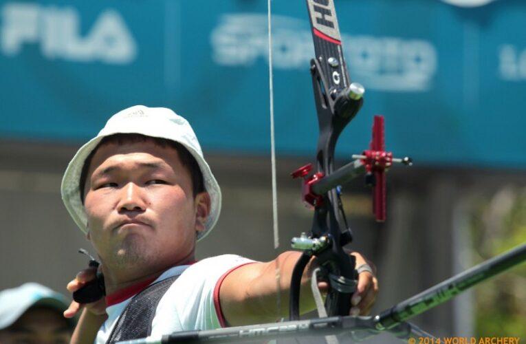 Галсан Базаржапов на Олимпиаде в Токио