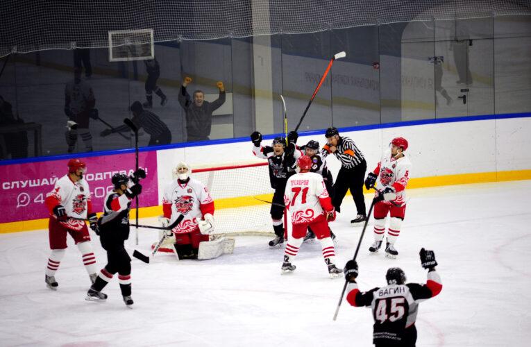 Открытие хоккейного сезона