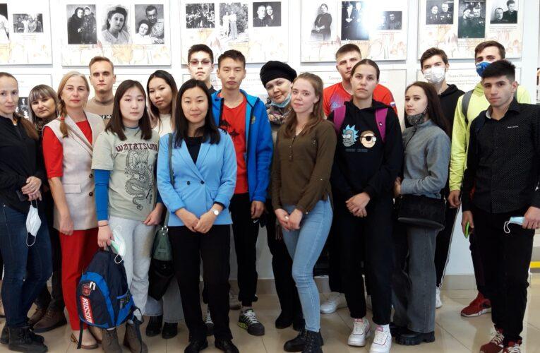 Выставка, посвящённая Русскому географическому обществу